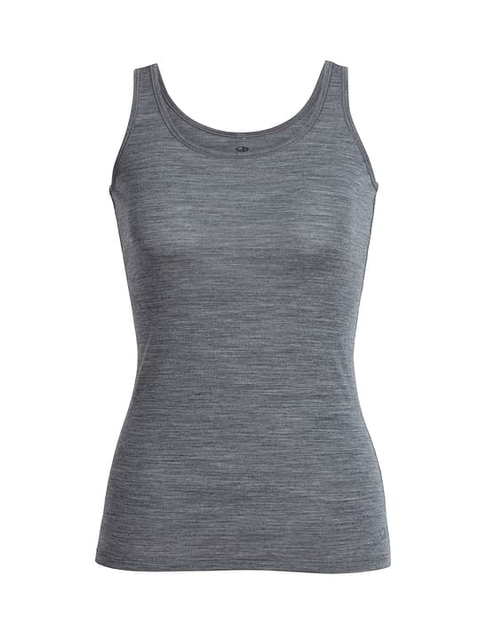Siren Haut pour femme Icebreaker 477069500480 Couleur gris Taille M Photo no. 1
