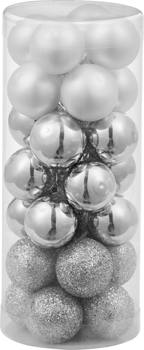 XMAS Set Boule de sapin de Noël 28 pcs. 444818400000 Photo no. 1