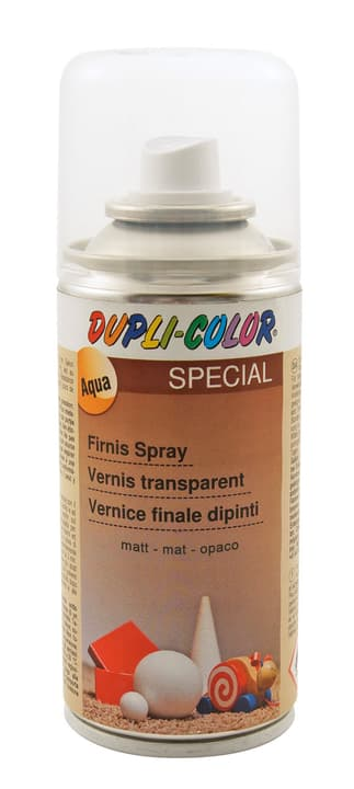 Firnis Spray Aqua matt Dupli-Color 664881000000 Bild Nr. 1