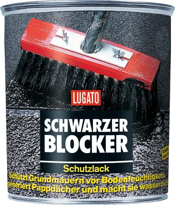 LUGATO Schwarzer Blocker Schutzlack 5l Lugato 676029200000 Bild Nr. 1