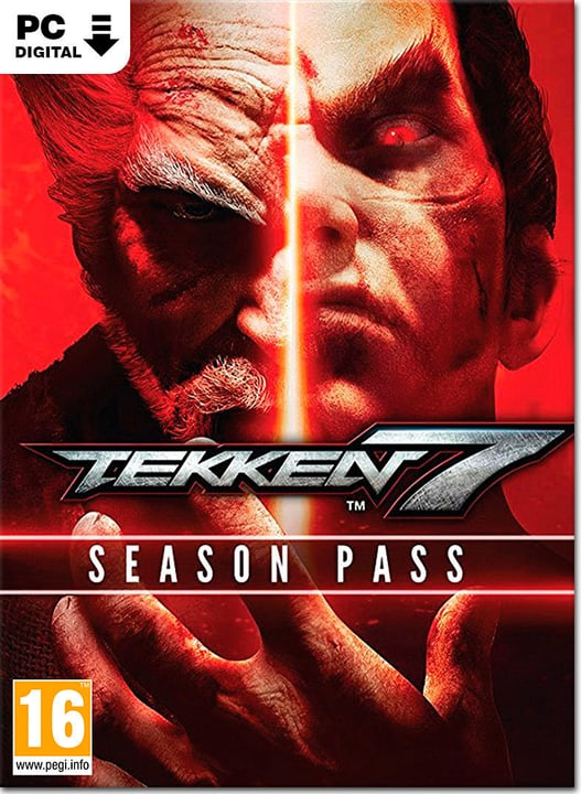 PC - Tekken 7 - Season Pass - D/F/I Download (ESD) 785300134360 N. figura 1