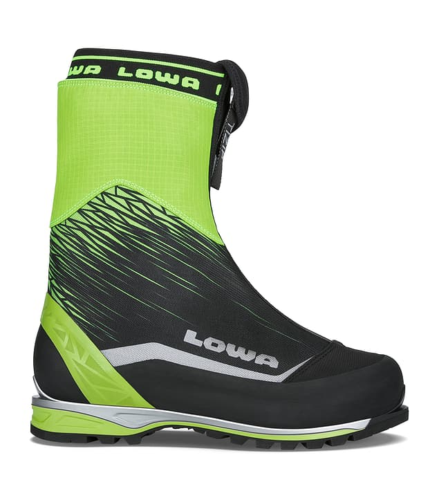 Alpine Ice GTX Chaussures de montagne unisexe Lowa 473316247050 Couleur jaune Taille 47 Photo no. 1