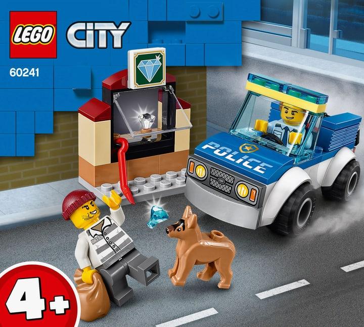 LEGO CITY 60241 Polizeihundestaff 748728600000 Bild Nr. 1