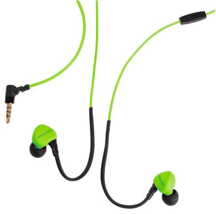 Sportbuds vert Casque In-Ear Boompods 785300147711 Photo no. 1