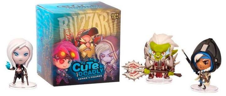 Blizzard: Cute But Deadly Series 4 Box 785300140647 N. figura 1