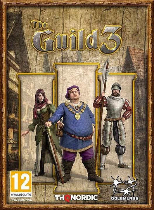 PC - The Guild 3 F/I Box 785300142615 N. figura 1