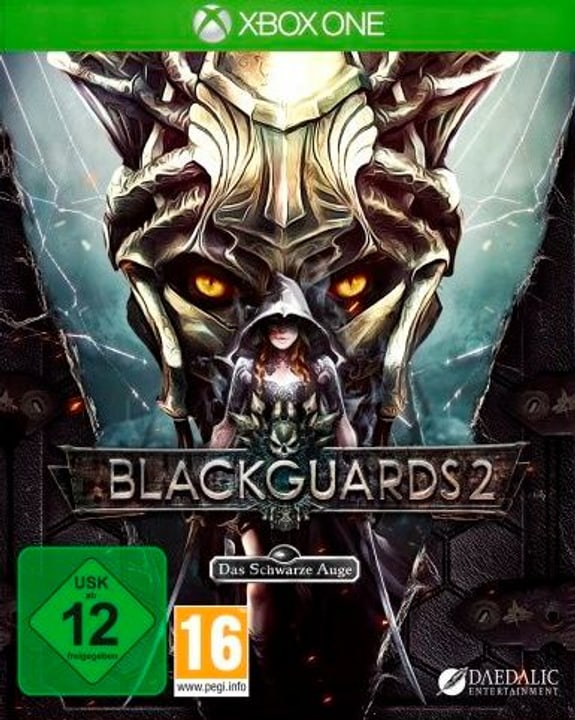 Xbox One - Blackguards 2 785300128894 Photo no. 1