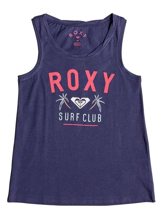 Top pour fille Roxy 464552012843 Couleur bleu marine Taille 128 Photo no. 1