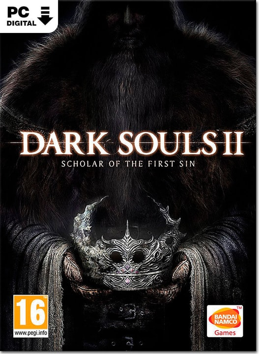PC - Dark Souls 2: Scholar of the First Sin - D/F/I Digitale (ESD) 785300134410 N. figura 1