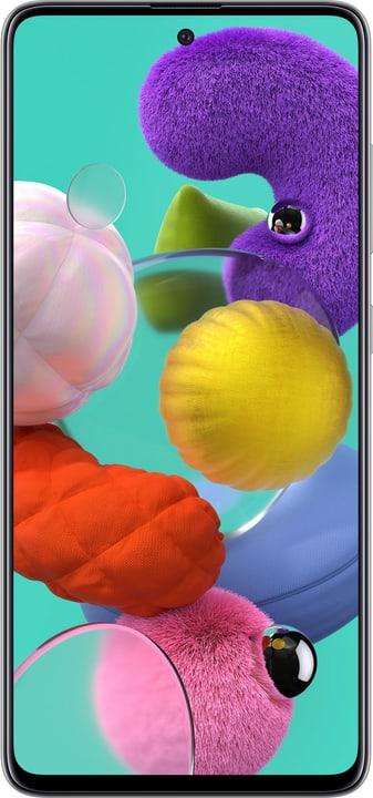 Galaxy A51 Prism Crush White Smartphone Samsung 794650000000 Bild Nr. 1