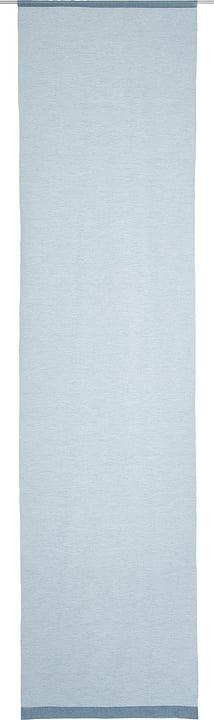 SUELA Panneau japonais 430575830440 Couleur Bleu Dimensions L: 60.0 cm x H: 245.0 cm Photo no. 1