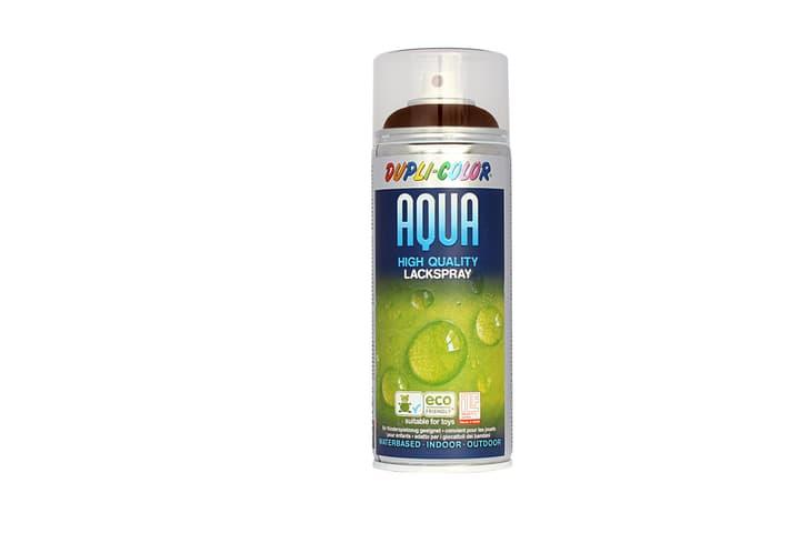 Vernice spray Aqua Dupli-Color 664825452525 Colore Marrone cioccolato N. figura 1