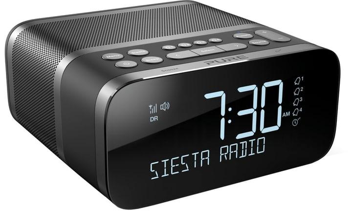 Siesta S6 - Graphit Radio réveil Pure 785300134288 Photo no. 1