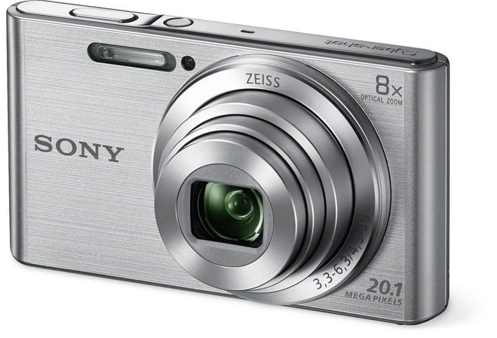 Cybershot DSC W830 pink Kompaktkamera Sony 793408100000 Bild Nr. 1