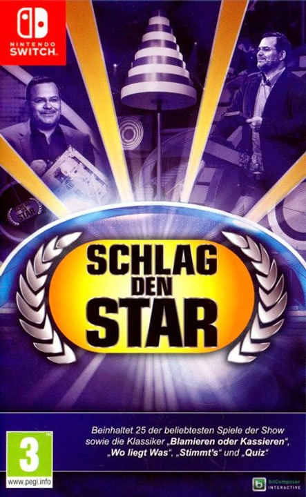 Schlag den Star [NSW] (D) 785300129968 Photo no. 1