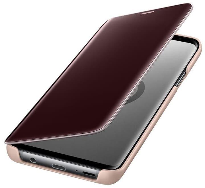 Cover book Galaxy S9+ oro 9000031342 No. figura 1