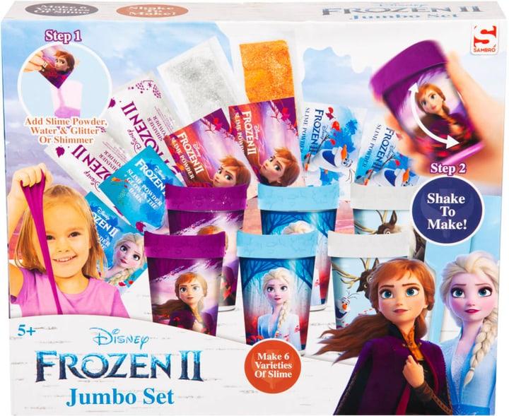 Frozen II Slime Set Disney 747490700000 Photo no. 1