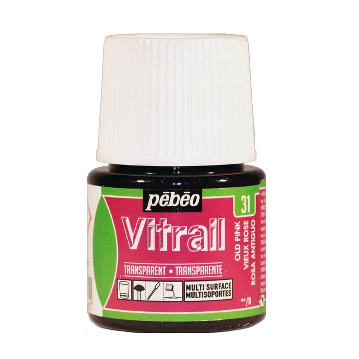 Pébéo Vitrail glossy old pink 31 Pebeo 663506105031 N. figura 1