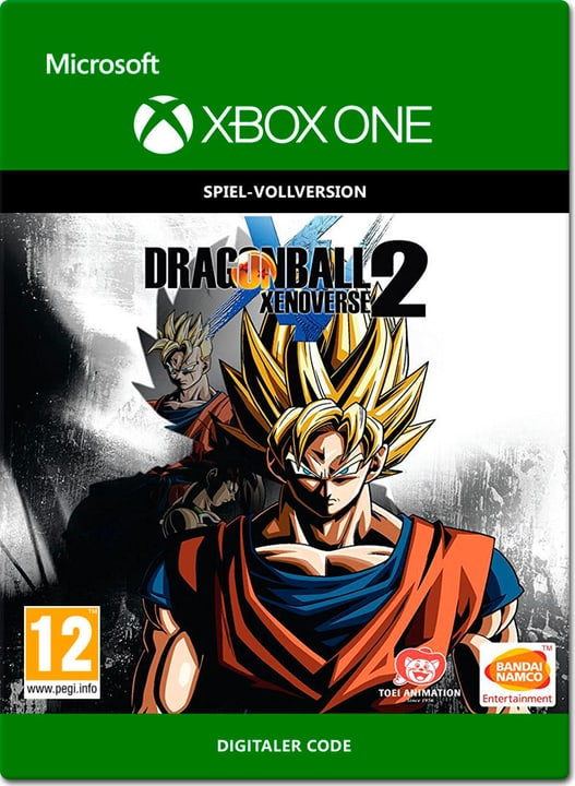 Xbox One - Dragonball Xenoverse 2 Download (ESD) 785300137313 N. figura 1