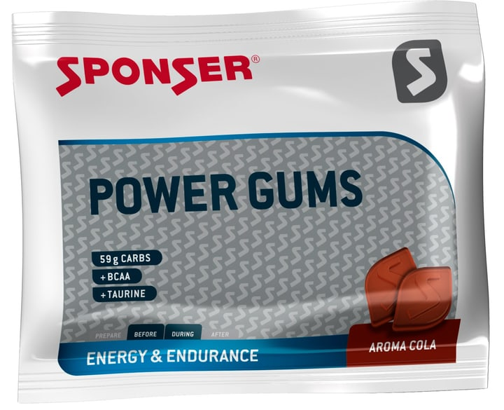 Power Gums Cola Gums Sponser 463027109600 Goût Cola 1 Photo no. 1