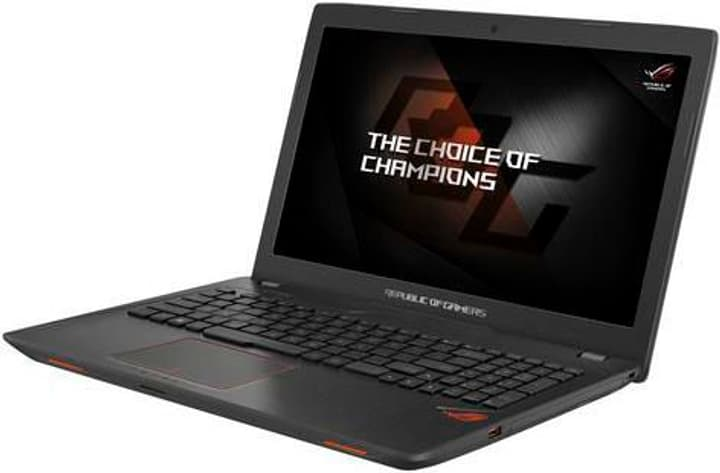 Notebook Rog GL553VE-FY244T Asus 785300130222