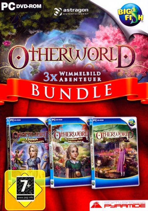 PC - Pyramide: Otherworld Bundle D Box 785300130587 N. figura 1