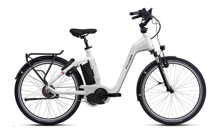 "Gotour4 7.20 28"" E-Trekkingbike FLYER 463351200310 Rahmengrösse S Farbe weiss Bild Nr. 1"