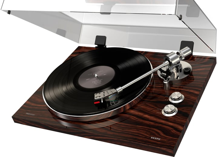 PRO500BT - Walnut Tourne-disques Ion 785300142234 Photo no. 1