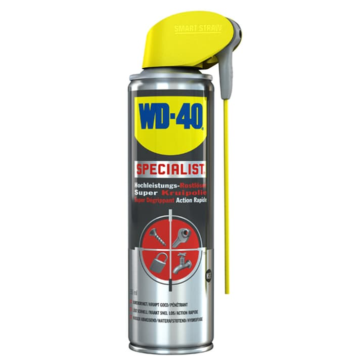 Spray per graticola 250 ml WD-40 Specialist 620256200000 N. figura 1