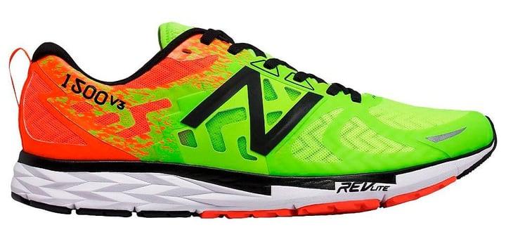 1500v3 Chaussures de course pour homme New Balance 462033042060 Couleur vert Taille 42 Photo no. 1