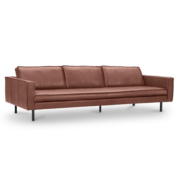 TEXADA II Corrida divano in pelle da 4 posti 360051671206 Dimensioni L: 241.0 cm x P: 95.0 cm x A: 61.0 cm Colore Tabacco N. figura 1
