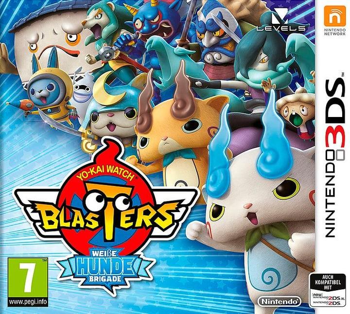3DS - Yo-Kai Watch Blasters - Weisse Hunde Brigade (D) Physisch (Box) 785300137883 Bild Nr. 1