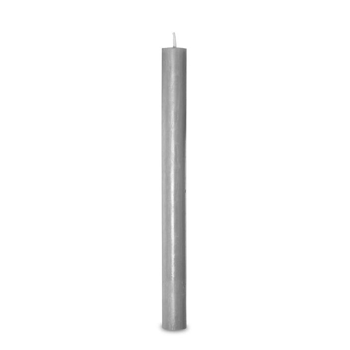 RUSTIC Bougie du bâton 396046700000 Couleur Gris clair Dimensions L: 2.2 cm x P: 2.2 cm x H: 25.0 cm Photo no. 1
