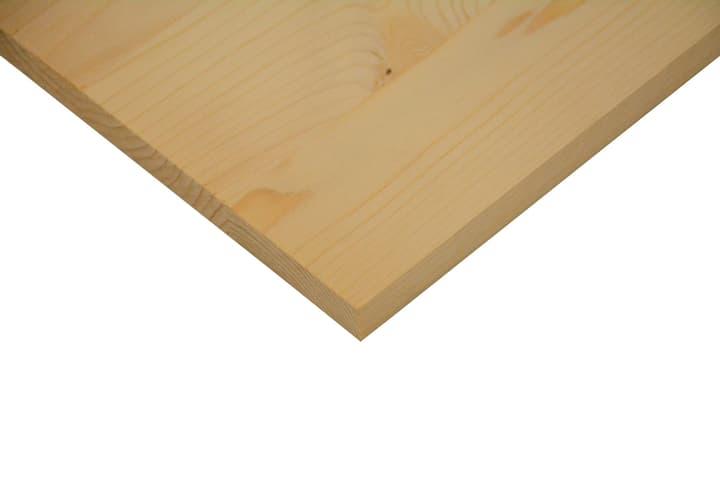 Legno massiccio abete 1 strato 640133000000 Spessore 14.0 mm N. figura 1