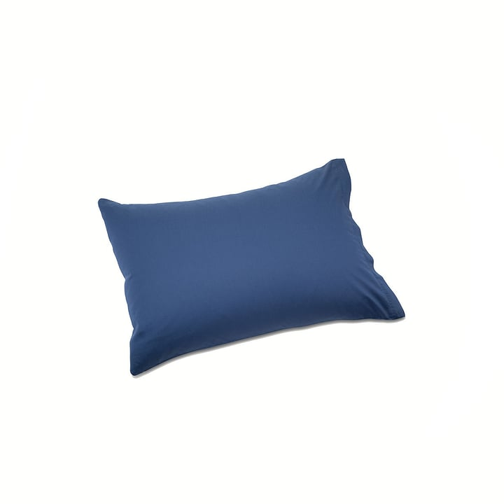 KOS Taie d'oreiller Satin 376009164801 Couleur Bleu outremer Dimensions L: 70.0 cm x L: 50.0 cm Photo no. 1