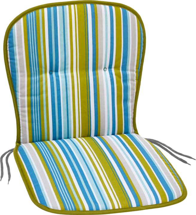 PABLO Monoblock 450753408091 Grösse B: 80.0 cm x T: 44.0 cm x H: 4.0 cm Farbe Grün Bild Nr. 1