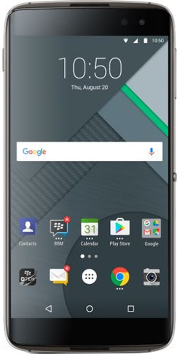 DTEK 60 nero Smartphone Blackberry 785300133757 N. figura 1