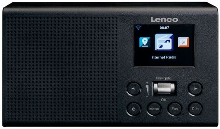 DIR-60 Radio Internet / DAB+ Lenco 785300151918 Photo no. 1