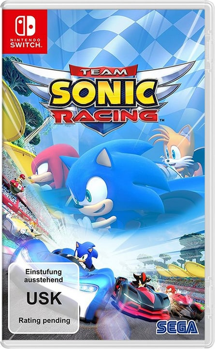 NSW - Team Sonic Racing Box 785300138610 Langue Italien Plate-forme Nintendo Switch Photo no. 1