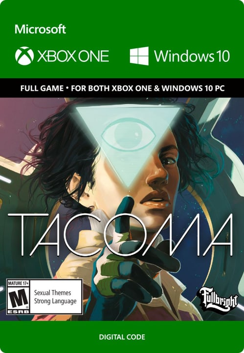 Xbox One - Tacoma Download (ESD) 785300136295 Photo no. 1