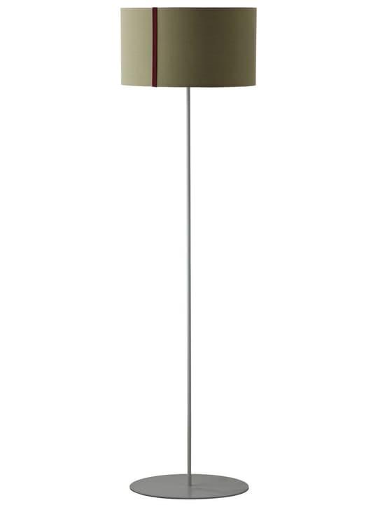 AMILCAR Stehleuchte Edition Interio 380074900000 Grösse B: 45.0 cm x T: 45.0 cm x H: 160.0 cm Farbe Olive Bild Nr. 1