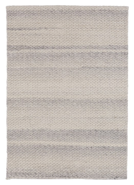 KARL Tapis 412007516081 Couleur gris clair Dimensions L: 160.0 cm x P: 230.0 cm Photo no. 1