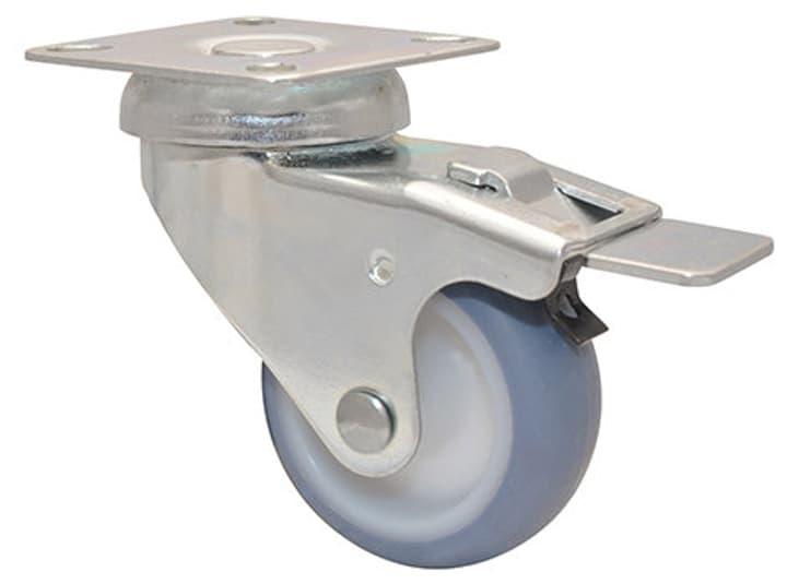 Ruota orientabile D50 mm con fermo Wagner System 606432500000 N. figura 1