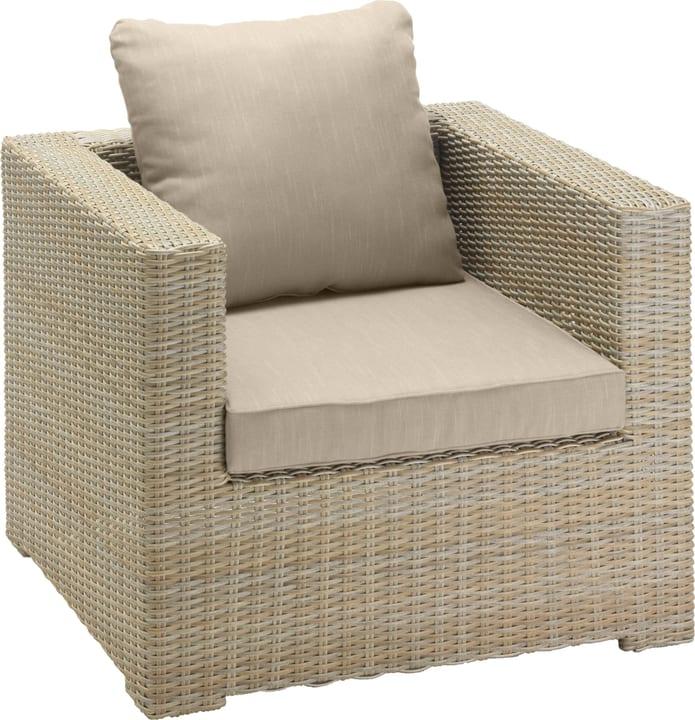 TRINIDAD Lounge Poltrona 753172700000 N. figura 1