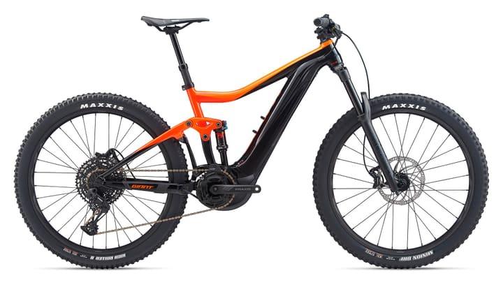 "Trance E+ 3 Pro 27.5""+ E-Mountainbike Giant 463370200520 Farbe schwarz Rahmengrösse L Bild Nr. 1"