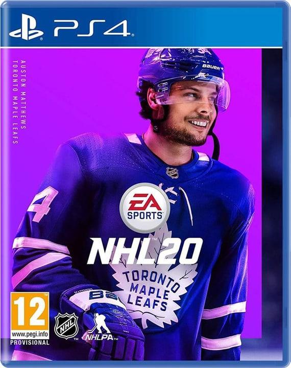 PS4 - NHL 20 Box 785300145729 Photo no. 1