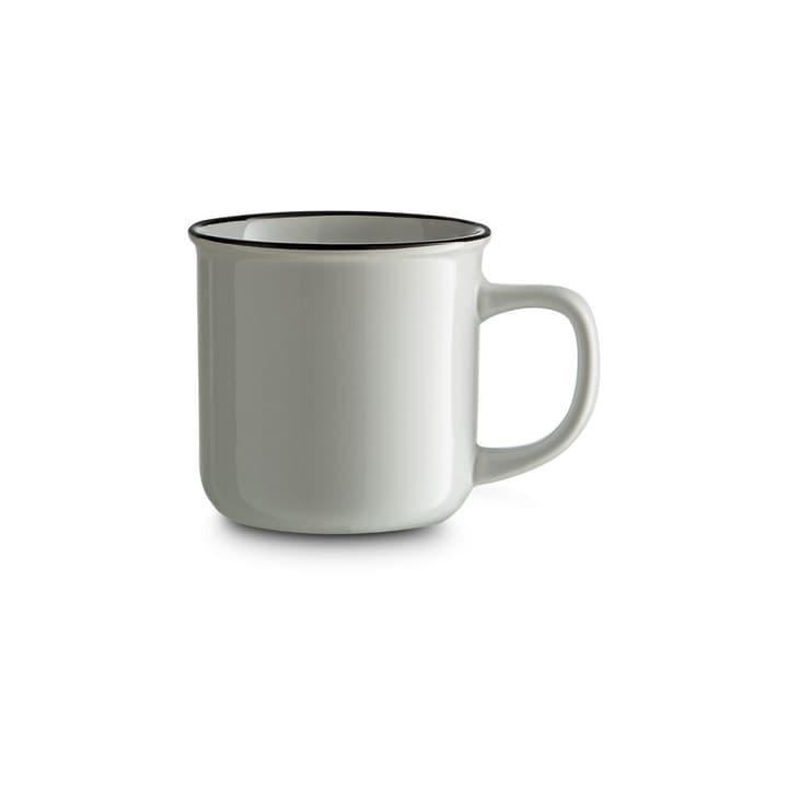 NOSTALGIE Kaffeetasse H8.5 cm weiss 393169900000 Grösse B: 9.0 cm x T: 12.5 cm x H: 8.5 cm Farbe Weiss Bild Nr. 1