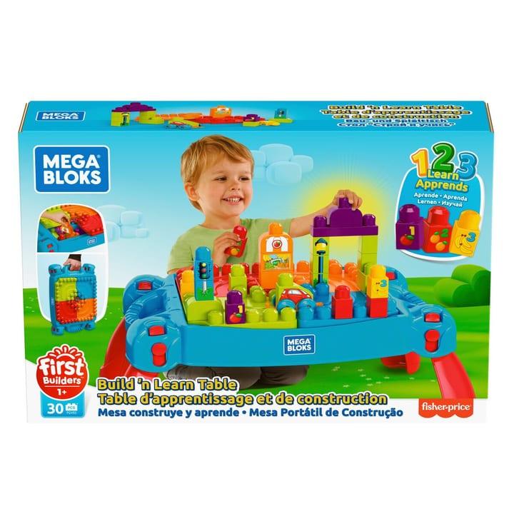 Mega Bloks® – La Table D'Apprentissage Et De Construction 748096300000 Photo no. 1