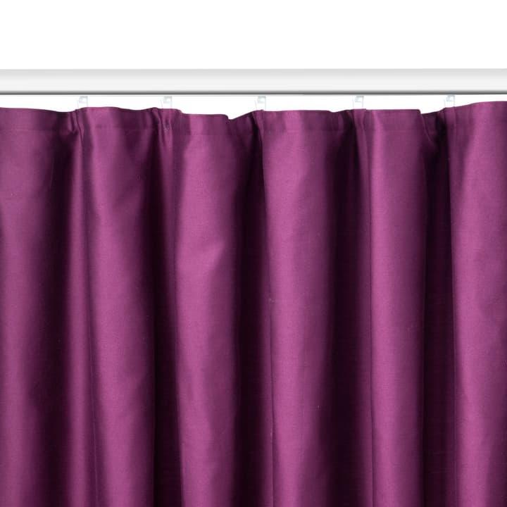 ADELAIDE Fertigvorhang blickdicht 372022800000 Farbe Violett Grösse B: 150.0 cm x H: 260.0 cm Bild Nr. 1