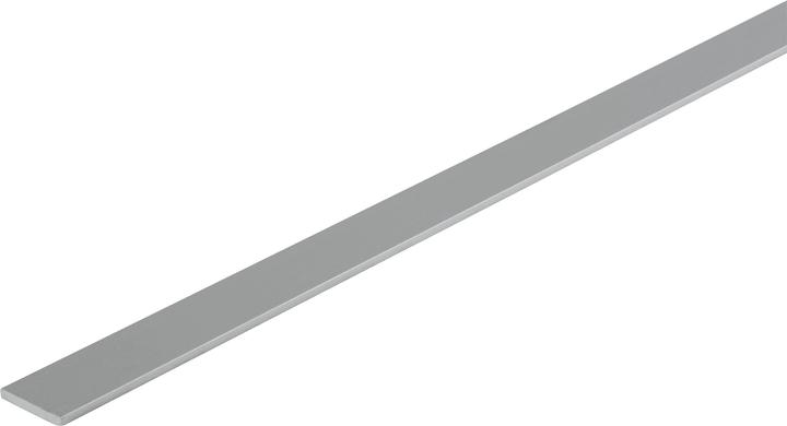 Flachstange 2 x 15 mm silberfarben 2 m alfer 605025000000 Bild Nr. 1